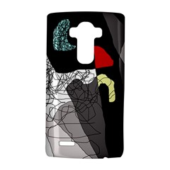 Decorative abstraction LG G4 Hardshell Case