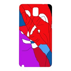Colorful abstraction Samsung Galaxy Note 3 N9005 Hardshell Back Case