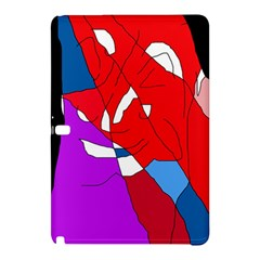 Colorful abstraction Samsung Galaxy Tab Pro 12.2 Hardshell Case