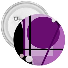 Purple geometrical abstraction 3  Buttons