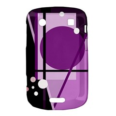 Purple geometrical abstraction Bold Touch 9900 9930