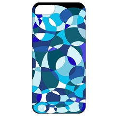 Blue abstraction Apple iPhone 5 Classic Hardshell Case