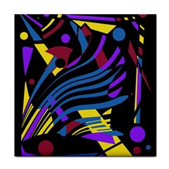 Optimistic abstraction Tile Coasters