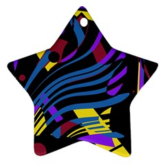 Optimistic abstraction Ornament (Star)