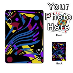 Optimistic abstraction Playing Cards 54 Designs