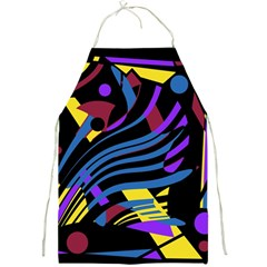 Optimistic abstraction Full Print Aprons