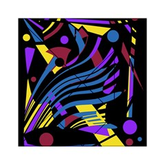 Optimistic abstraction Acrylic Tangram Puzzle (6  x 6 )