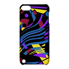 Optimistic abstraction Apple iPod Touch 5 Hardshell Case with Stand