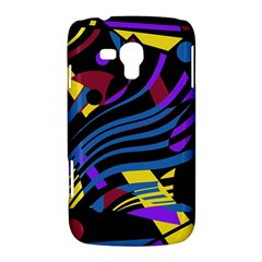 Optimistic abstraction Samsung Galaxy Duos I8262 Hardshell Case