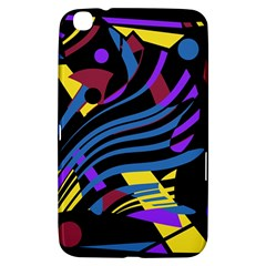 Optimistic abstraction Samsung Galaxy Tab 3 (8 ) T3100 Hardshell Case