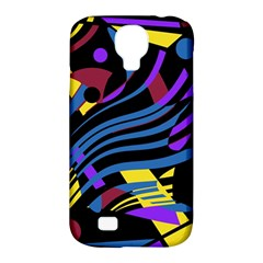 Optimistic abstraction Samsung Galaxy S4 Classic Hardshell Case (PC+Silicone)