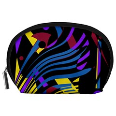 Optimistic abstraction Accessory Pouches (Large)