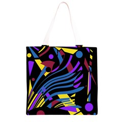 Optimistic abstraction Grocery Light Tote Bag