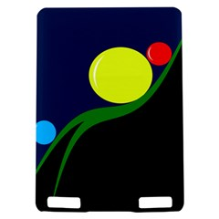 Falling  ball Kindle Touch 3G