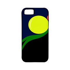 Falling  ball Apple iPhone 5 Classic Hardshell Case (PC+Silicone)
