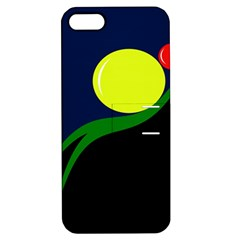 Falling  ball Apple iPhone 5 Hardshell Case with Stand