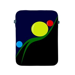 Falling  ball Apple iPad 2/3/4 Protective Soft Cases