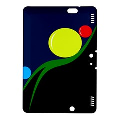 Falling  ball Kindle Fire HDX 8.9  Hardshell Case