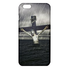 Jesus On The Cross At The Sea iPhone 6 Plus/6S Plus TPU Case