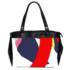 Beautiful abstraction Office Handbags (2 Sides)