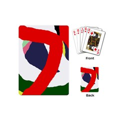 Beautiful abstraction Playing Cards (Mini)