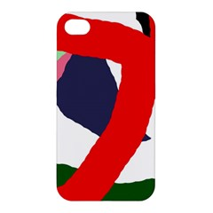 Beautiful abstraction Apple iPhone 4/4S Premium Hardshell Case