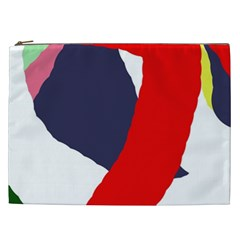 Beautiful abstraction Cosmetic Bag (XXL)
