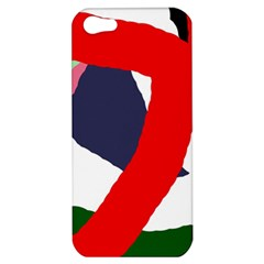 Beautiful abstraction Apple iPhone 5 Hardshell Case