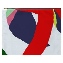 Beautiful abstraction Cosmetic Bag (XXXL)