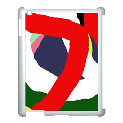 Beautiful abstraction Apple iPad 3/4 Case (White)