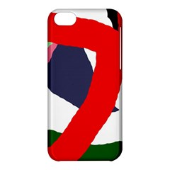 Beautiful abstraction Apple iPhone 5C Hardshell Case