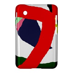 Beautiful abstraction Samsung Galaxy Tab 2 (7 ) P3100 Hardshell Case