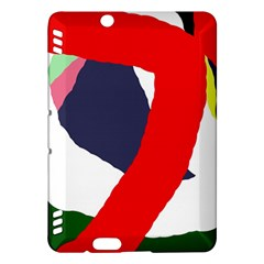 Beautiful abstraction Kindle Fire HDX Hardshell Case