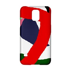 Beautiful abstraction Samsung Galaxy S5 Hardshell Case