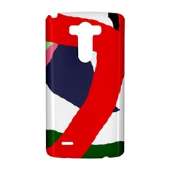 Beautiful abstraction LG G3 Hardshell Case