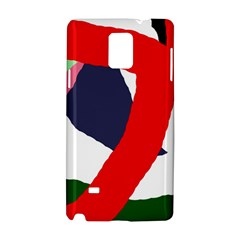 Beautiful abstraction Samsung Galaxy Note 4 Hardshell Case