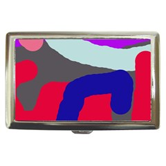 Crazy abstraction Cigarette Money Cases