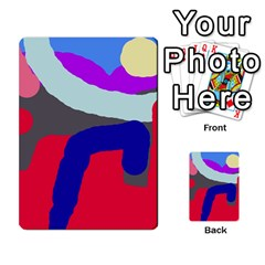 Crazy abstraction Multi-purpose Cards (Rectangle)