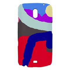 Crazy abstraction Samsung Galaxy Nexus i9250 Hardshell Case