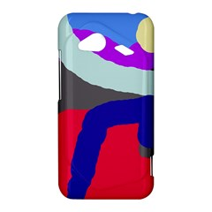 Crazy abstraction HTC Droid Incredible 4G LTE Hardshell Case