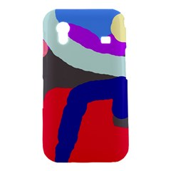 Crazy abstraction Samsung Galaxy Ace S5830 Hardshell Case
