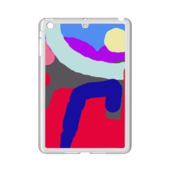 Crazy abstraction iPad Mini 2 Enamel Coated Cases