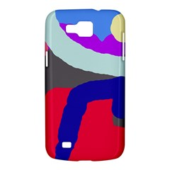 Crazy abstraction Samsung Galaxy Premier I9260 Hardshell Case
