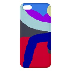 Crazy abstraction Apple iPhone 5 Premium Hardshell Case