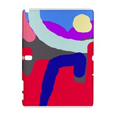Crazy abstraction Samsung Galaxy Note 10.1 (P600) Hardshell Case