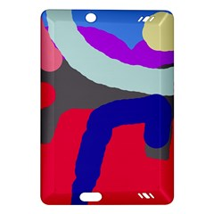 Crazy abstraction Amazon Kindle Fire HD (2013) Hardshell Case