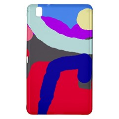 Crazy abstraction Samsung Galaxy Tab Pro 8.4 Hardshell Case