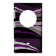 Purple and gray decorative design Nokia Lumia 1020