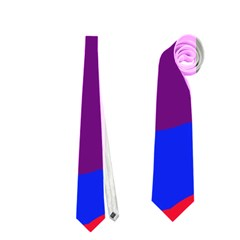 Optimistic abstraction Neckties (Two Side)