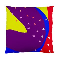 Optimistic abstraction Standard Cushion Case (One Side)